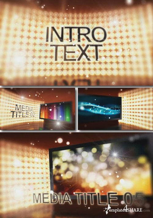 Celebrity Glamour Curved Light Wall (CS4) - Project for After Effects (Videohive)