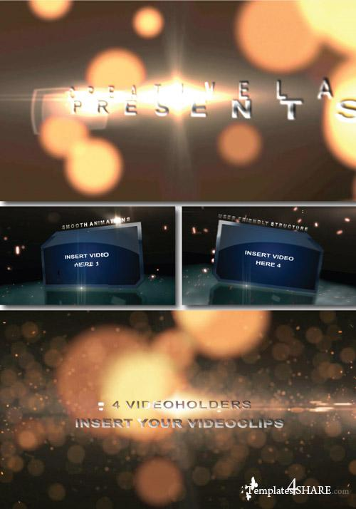 Break Thrue - Project for After Effects (Videohive)