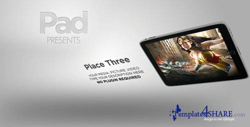 Pad Commercial - Project for After Effects (Videohive)