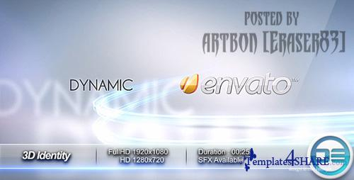 3D Identity - Project for After Effects (Videohive)