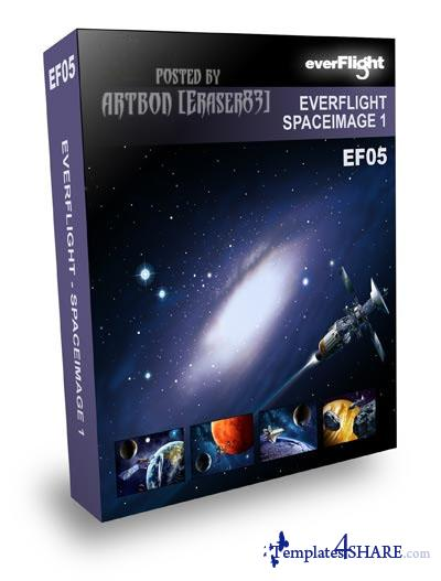 EverFlight PSD - Spaceimage Vol.1 (EF05)