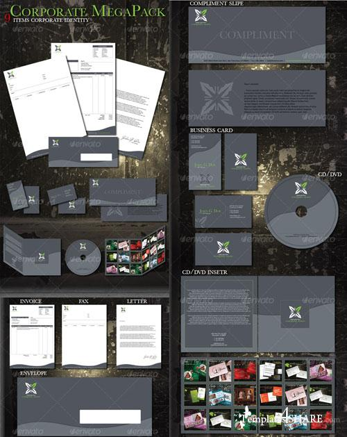 GraphicRiver Corporate Mega Pack