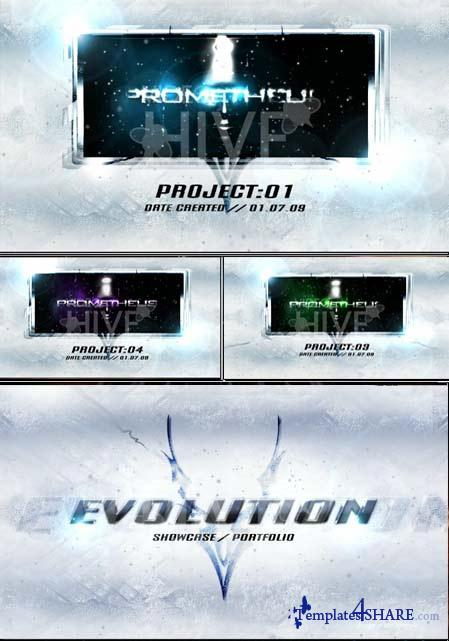 Evolution - Project for After Effects (Videohive)