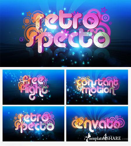 Retroscope - Project for After Effects (Videohive)