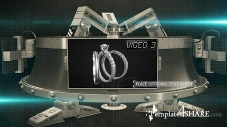 The Machine - Project for After Effects (Videohive)