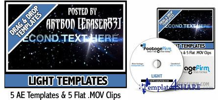 Footage Firm: Light Templates