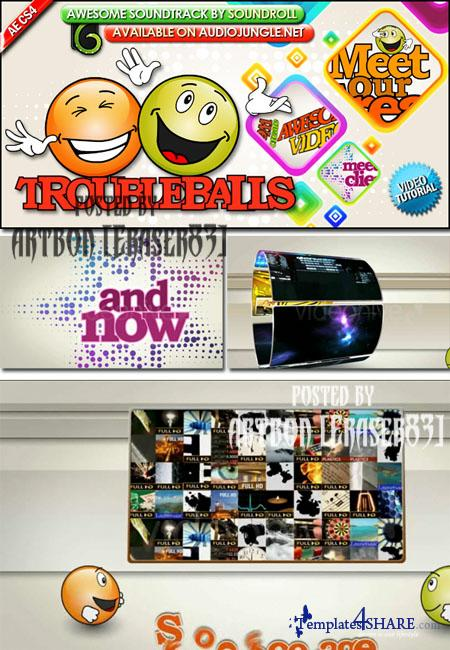 Troubleballs - Project for After Effects (Videohive)