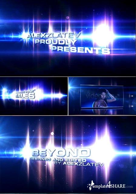 BEYOND - Project for After Effects (Videohive)