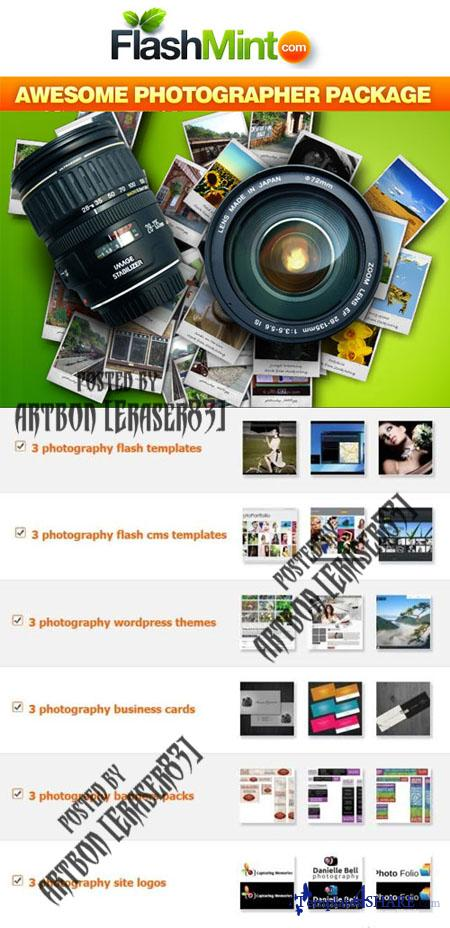 Flashmint - Photography Bundle (Flash Templates)