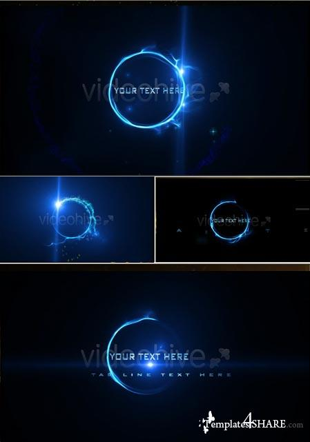 Circle Form Reveal - Project for After Effects (Videohive)