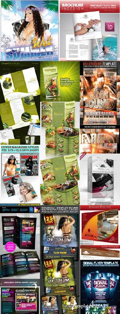 GraphicRiver Stylish Design Collection 2