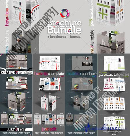 GraphicRiver Brochure Bundle v1