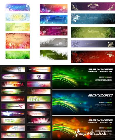 Website Banners Pack 2011