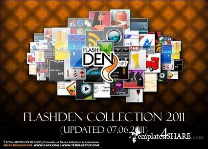 Flashden Collection 2011 (Update 07.06.2011)