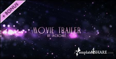 Movie Trailer 04 - Project for After Effects (Videohive)