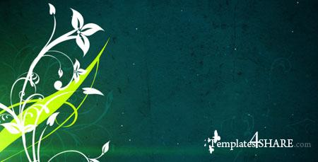 Vector Flowers 3 Loop  - Footage for After Effects (Videohive)