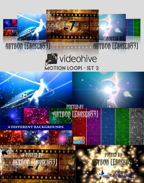 Videohive Motion Loops Pack - Set 2