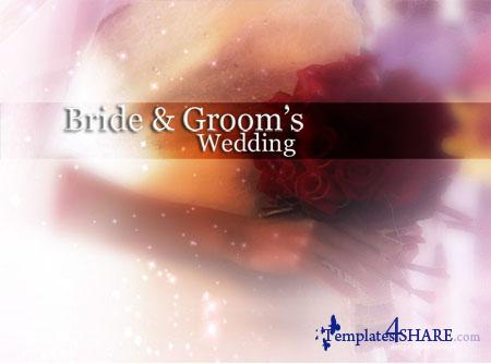 Taste Digital Media - Wedding DVD Templates (Bouquet 01 01)