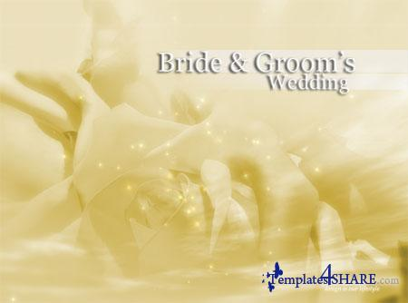 Taste Digital Media - Wedding DVD Templates (Wedding Bouquet L14)