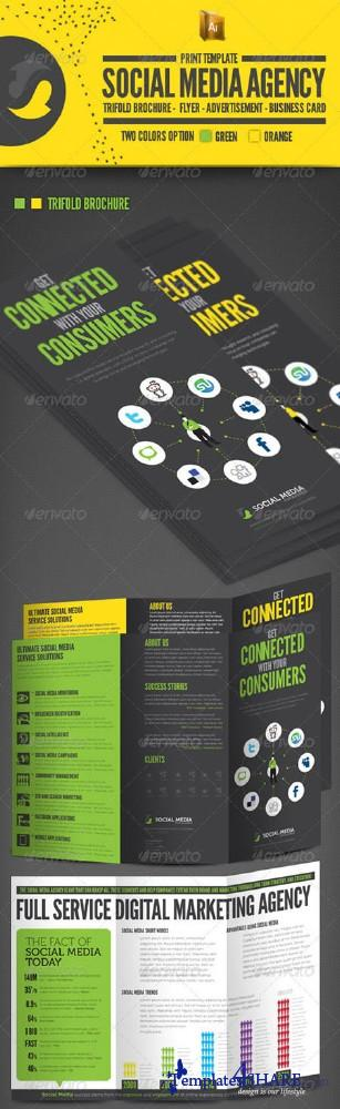 GraphicRiver Social Media Print Template Packages