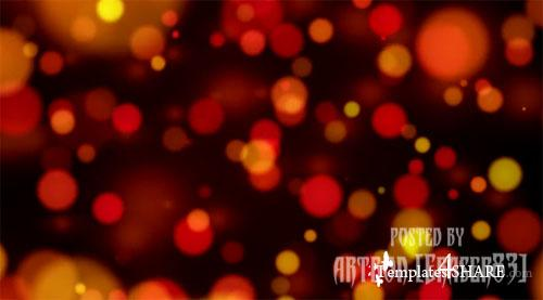 HD Strange Lights Dancing Loop - Footage for After Effects (Videohive)