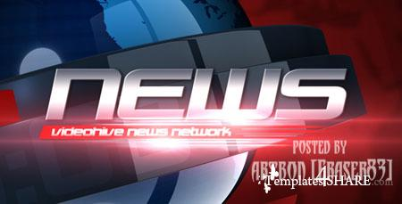 News Broadcast Pack 2011  - Project for After Effects (Videohive)