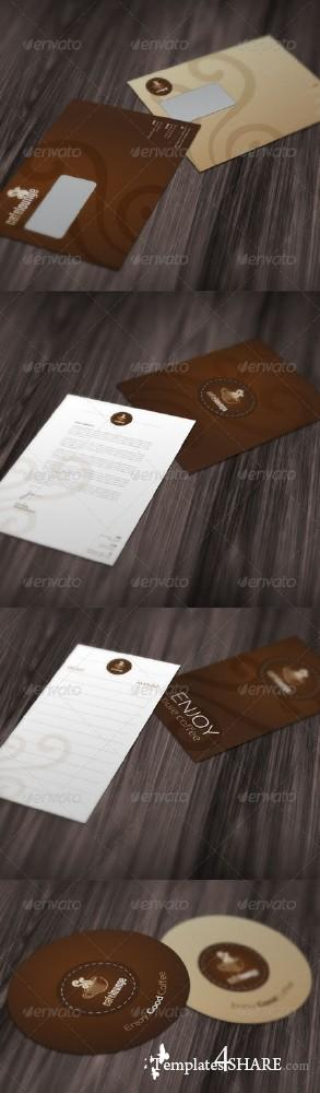 GraphicRiver RW Cafe Lounge Identity Package