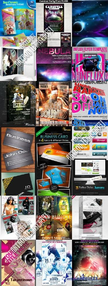 GraphicRiver Stylish Design Collection 11