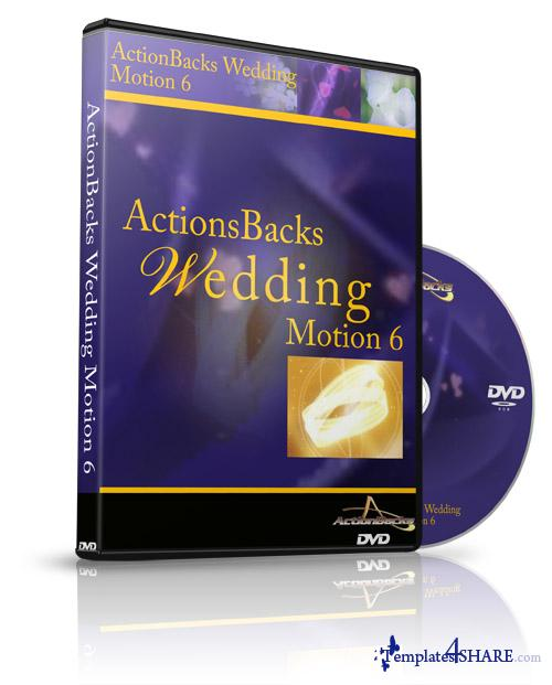 ActionBacks - Wedding Motion (Vol.6)