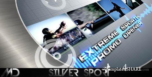 Silver Sport HD - Project for After Effects (Videohive)