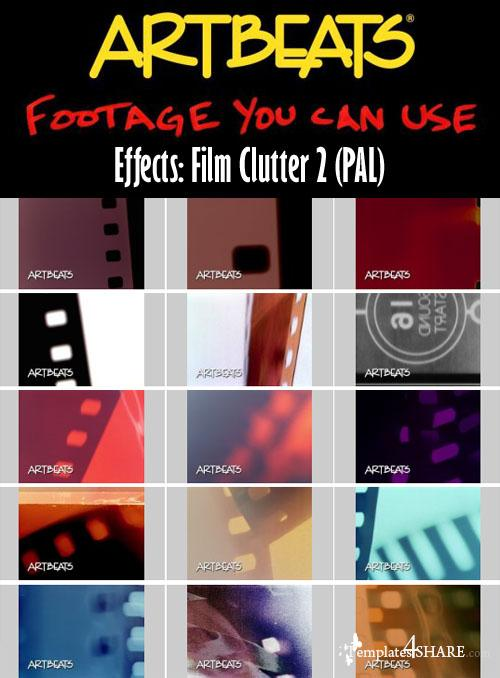 Artbeats Effects: Film Clutter 2 (PAL)
