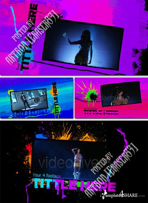 Paint Style - Project for After Effects (Videohive)