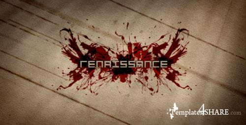 Renaissance - Project for After Effects (Videohive)