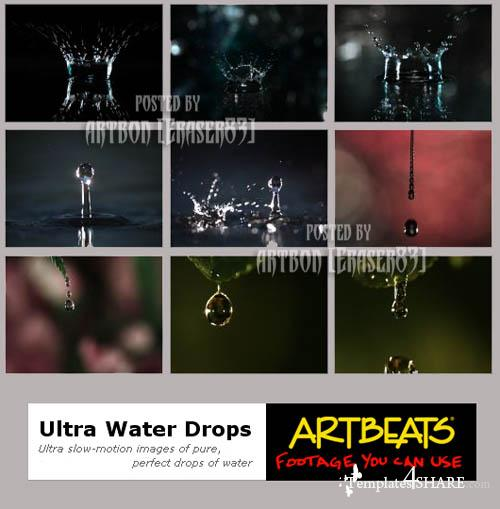 Artbeats Effects: Ultra Water Drops (NTSC)