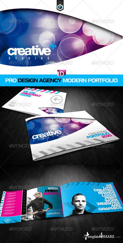 GraphicRiver RW Modern Design Agency Indesign Portolfio