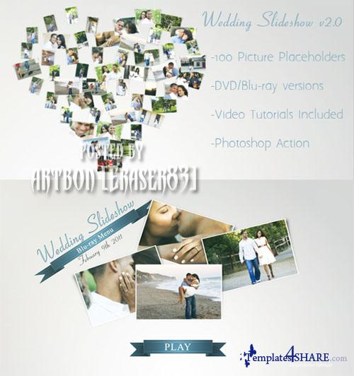 Wedding Slideshow v2.0 - Project for After Effects (Videohive)
