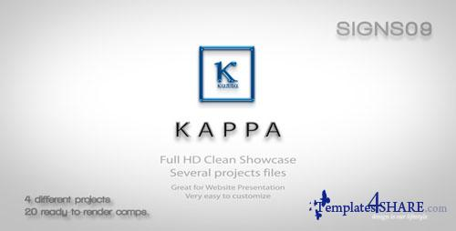 Kappa Website Promotion Full HD - Project for After Effects (Videohive)
