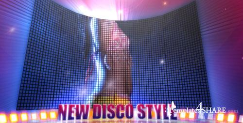 Disco Style - Project for After Effects (Videohive)