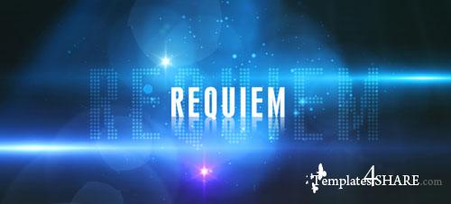 Requiem - Project for After Effects (Videohive)