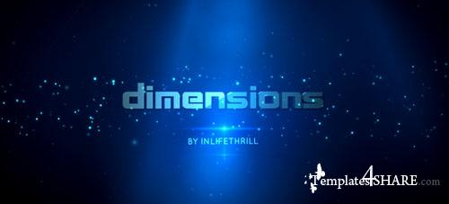 Dimensions - Project for After Effects (Videohive)