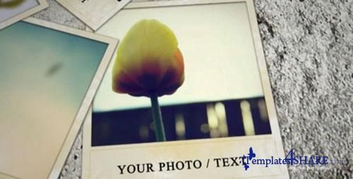 Wall and Photos - Project for After Effects (Videohive)
