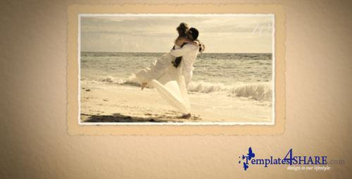 Wedding ScrapBook - Project for After Effects (Videohive)