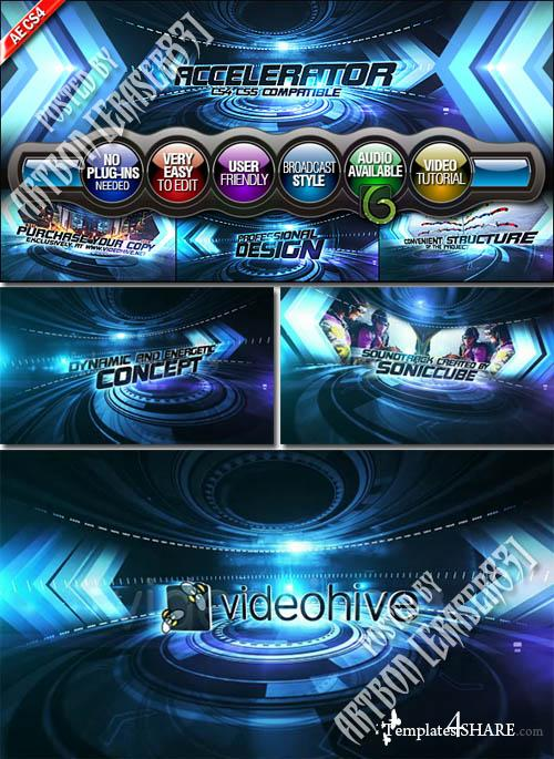 Accelerator - Project for After Effects (Videohive)