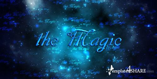 The Dark Magic - Project for After Effects (Videohive)