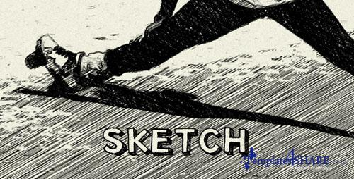 Sketch - Project for After Effects (Videohive)