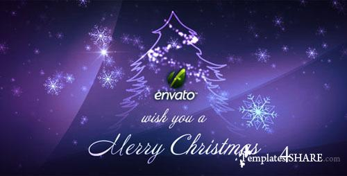 Christmas Holidays Greetings - Project for After Effects (Videohive)