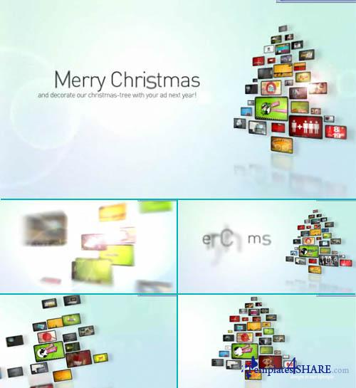 Corporate Christmas Tree - Project for After Effects (Videohive)