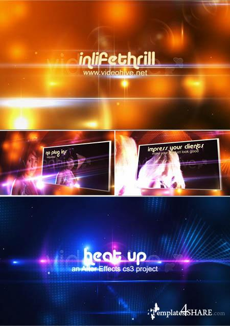 Heat UP - Project for After Effects (Videohive)