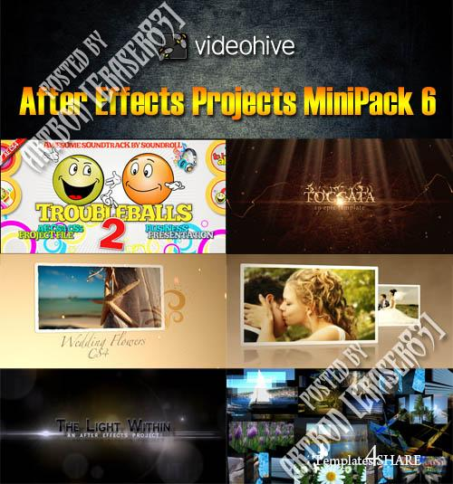 Videohive Projects MiniPack 6