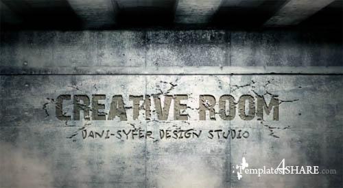 Creative Room - Project for After Effects